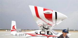Electric Passenger Aircraft