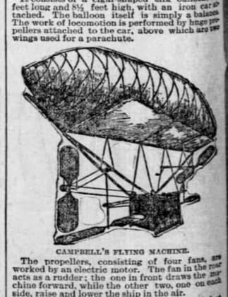 Peter C. Campbell's Flying Machine-min
