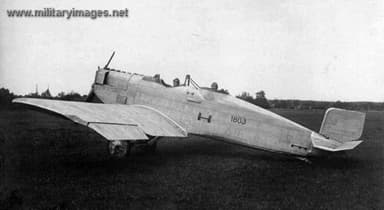 'The Junkers C L 1'