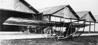 1912 version flown by Marcel Goffin at Reims or Amiens
