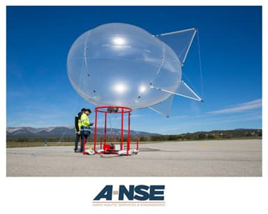 A-NSE Tethered Balloon