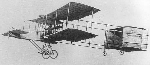 A Voison 1 Aircraft