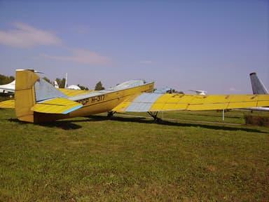 ANT-4 Prototype at Ulyanovsk Aircraft Museum
