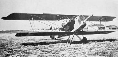 Aero A.11 in 1925
