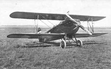 An Avia BH-21 in 1926