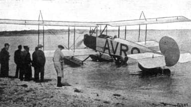 An Avro 510 Attracting Attention (1914)