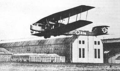 An R.VI Taking Off at Unknown Location