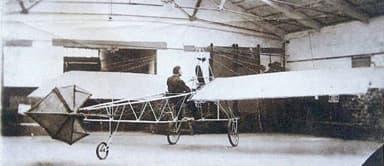 Andrew Blain Baird – Aviation Pioneer – Son of Bute