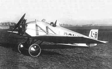 Avia BH-10 (Image from L'Année Aéronautique 1924-1925)