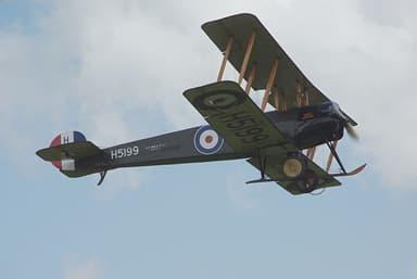 Avro 504 Combo Trainer / Fighter / Bomber
