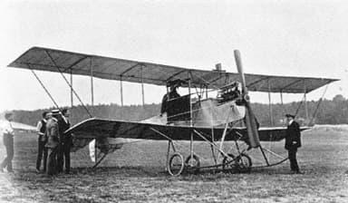 Avro Type D Built in 1911