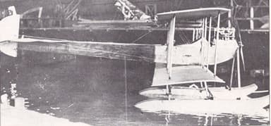 Avro Type D Floatplane that First Flew on November 18, 1911