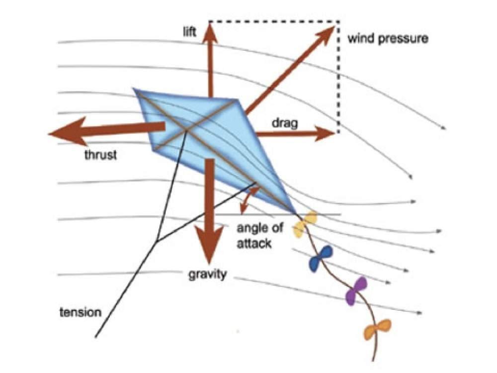 Basic Principles of Kite Design