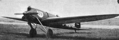 Bäumer Sausewind L'Aerophile Salon 1932
