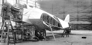 Blending the Westland Dreadnought's Fuselage and Wing