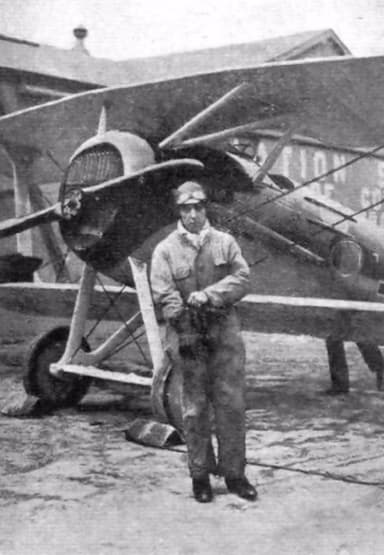 Blériot-SPAD S.27 Ready for Action
