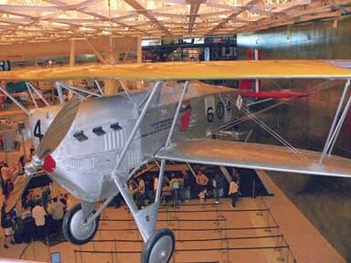 Boeing FB-5 Preserved at Steven F. Udvar-Hazy Center