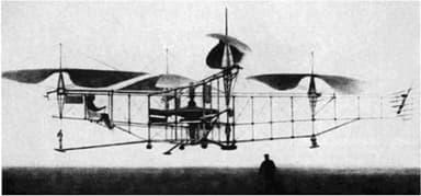 Breguet Richet Gyroplane (1907)