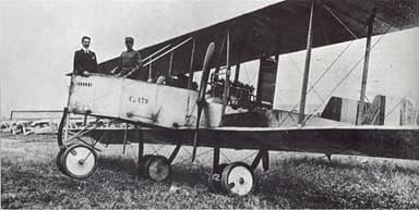 Ca.1 Heavy Day Bomber (1914)