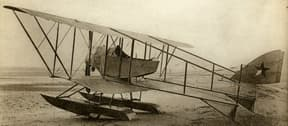 Caudron G.3 Floatplane Trainer on Another Occasion in Chinese Service