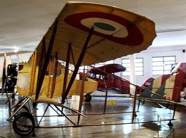 Caudron G.3 in Museu Aerospatiale in Rio de Janeiro