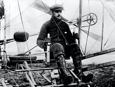 Charles Royce Prepares to Take Off
