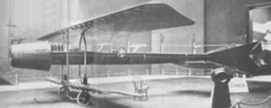 Coandă-1910 at the 1910 Paris Flight Salon