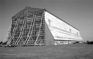 Contemporary Picture of Cardington Hangar