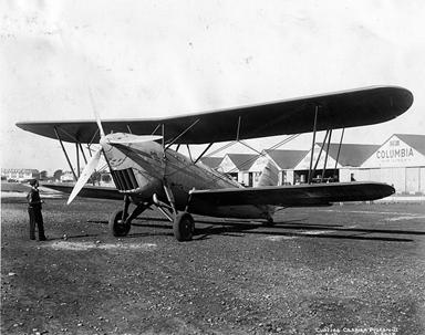 Curtiss Carrier Pigeon 2 NC985H