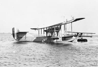 Curtiss H-12 Large America in RNAS Service