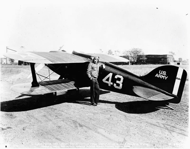 Curtiss R3C-1 Racer at Mitchel Field, Long Island, New York, 12 October 1925