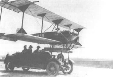 """Curtiss/Sperry """"Flying Bomb"""""""