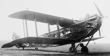 De Havilland DH.34 Daimler Hire Ltd