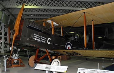 De Havilland DH.9A, Royal Air Force Museum, Hendon