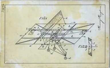 Diagram from Richard William Pearse's Patent Application