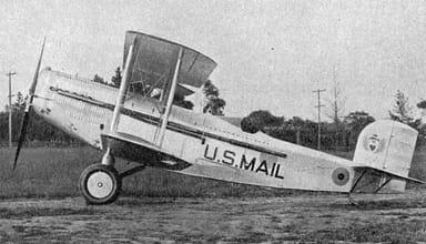 Douglas M-4 Photo from L'Année Aéronautique 1926