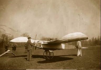 Experimental Blériot V Monoplane (1907)
