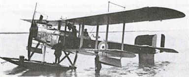 Fairey F.22 Campania N1006 at Calshot, England
