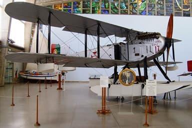 Fairey IIID at the Portuguese Museu de Marinha