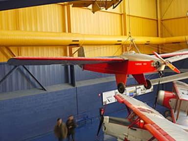 Farman F 455 Super Moustique, Musée de l'Air et de l'Espace, Paris