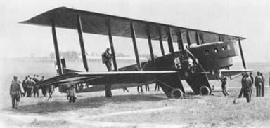 Farman F-68BN4 Goliath in Military Role in Polish Air Force (1937)