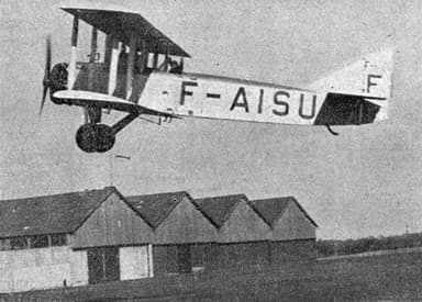 Farman F.71 photo from L'Aérophile June,1929