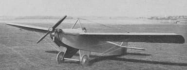 Farman Moustique L'Aerophile (January 1942)