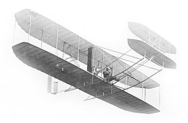 Flyer III at Fort Meyer (1908)