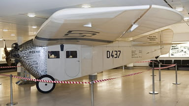 Focke-Wolf A.16 Light Passenger Transport at Technikmuseum Berlin