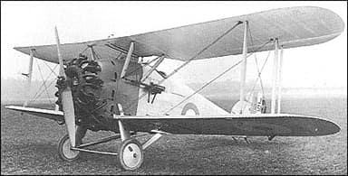 Hawker Woodcock Mk II as Supplied to British Royal Airforce