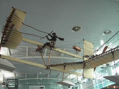 Henri Fabre's Restored Hydravion