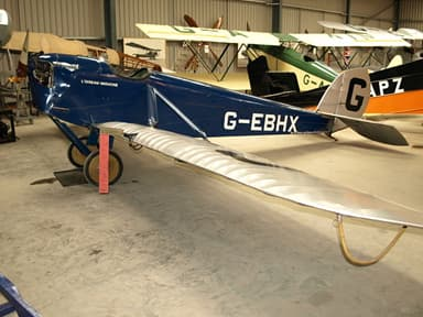 Humming Bird Ultra-Light at Shuttleworth Collection