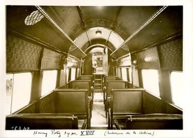 Inside the Prototype Potez XVIII Airliner