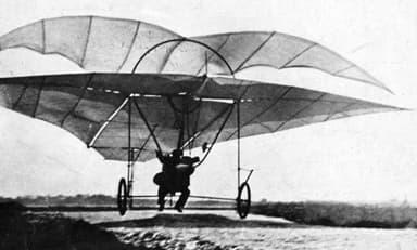 Jacob Christian Hansen Ellehammer's Flying Machine